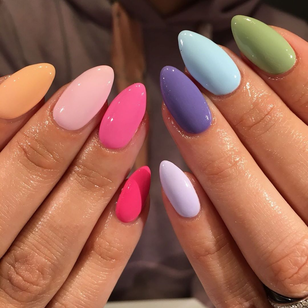 A Detailed Guide To Every Type Of Manicure Manicures List