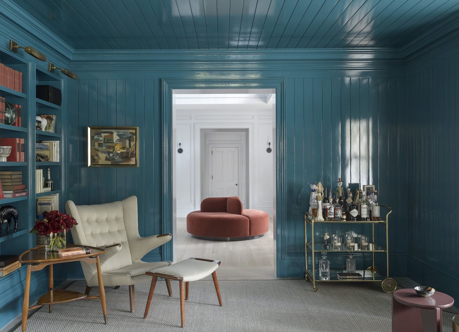 16 wood wall paneling makeover ideas