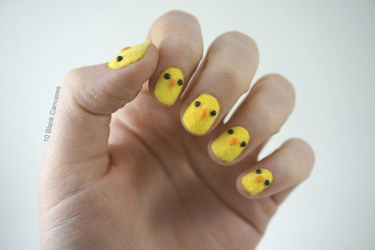 16 Cute Easter Nail Designs Best Easter Nails And Nail Art Ideas