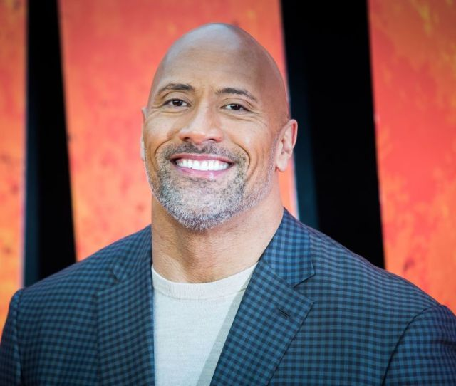 People Are Furious Over A Photo Of Dwayne The Rock Johnson