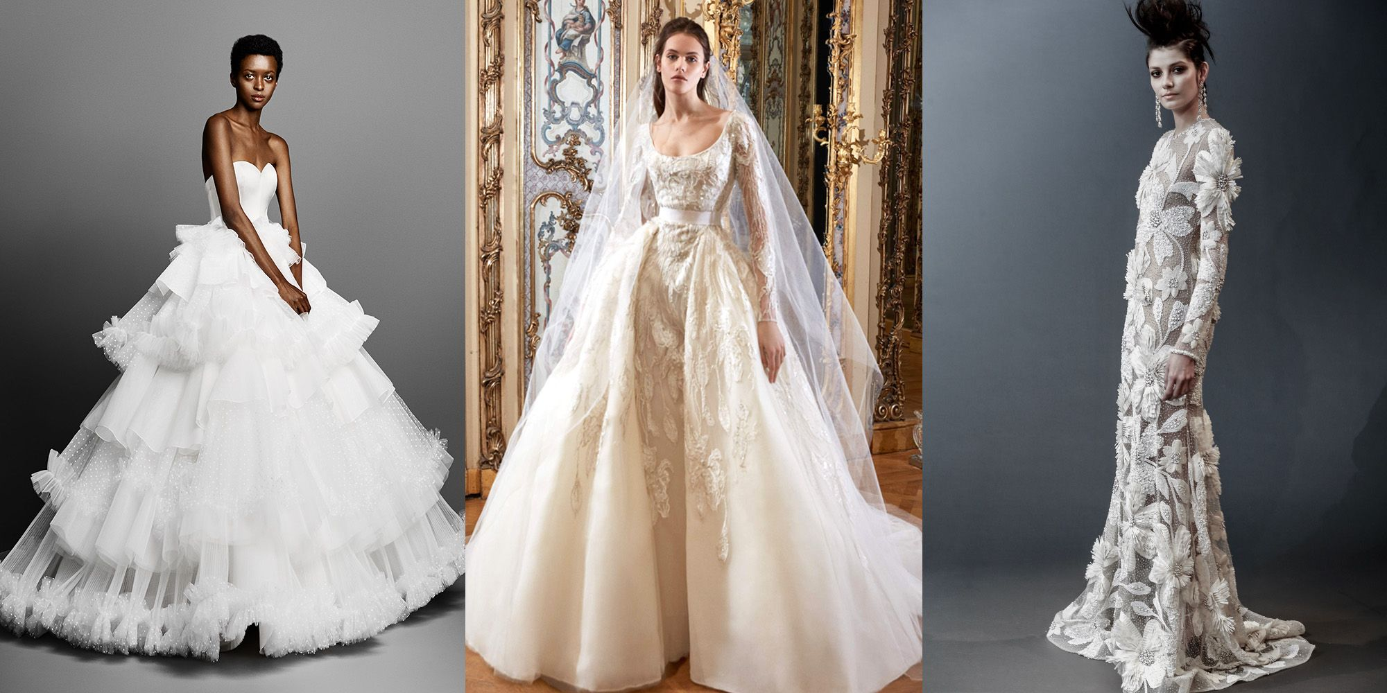 The Best Looks From Spring Bridal Week 2019