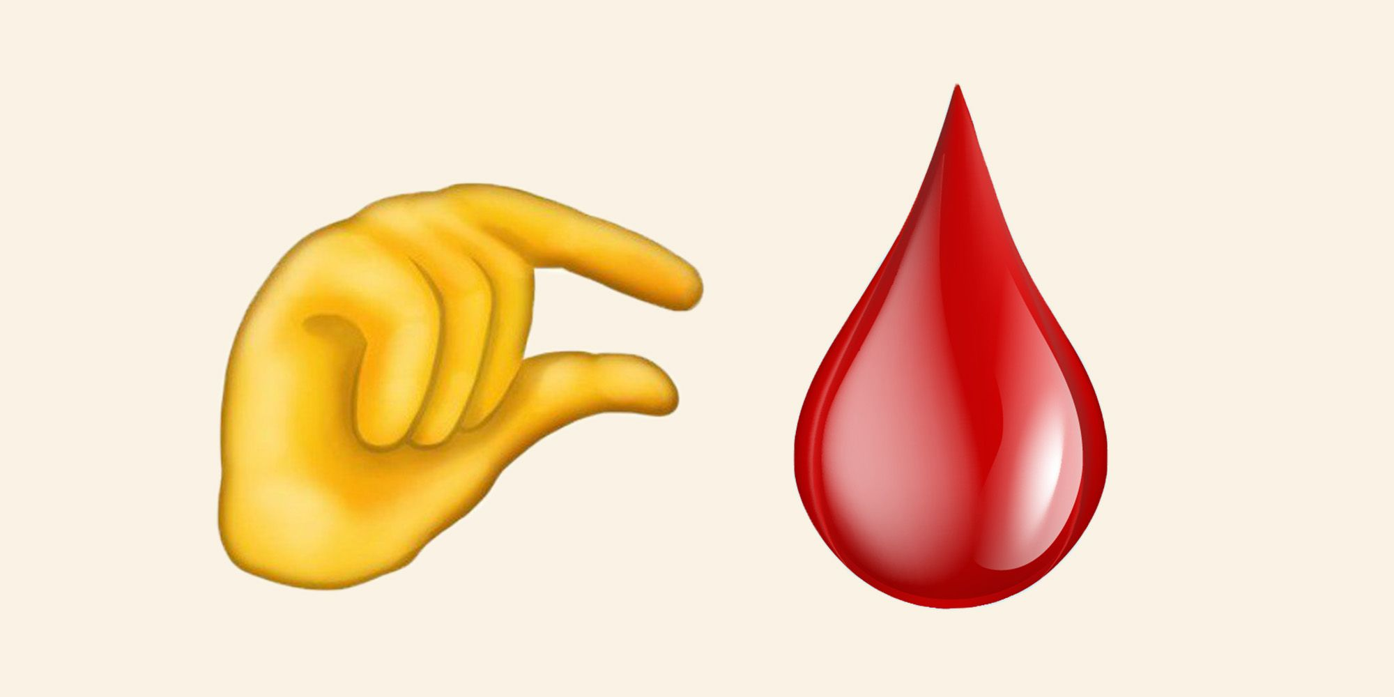 New Period And Small Dick Emojis Real Meaning
