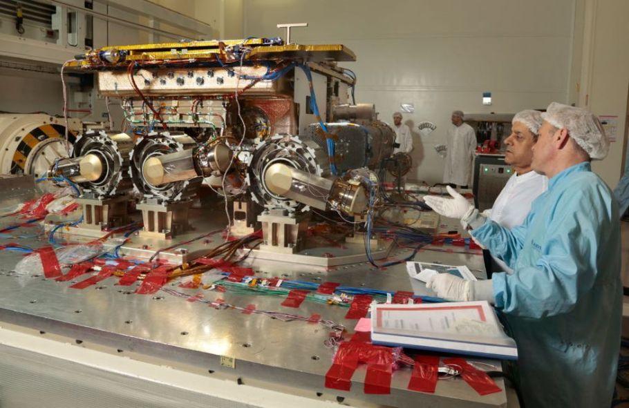 ExoMars Rover: Toulouse'da Örnekleme