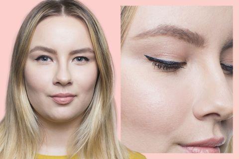 Do Winged Eyeliner For Every Eye Shape