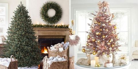 15 Best Artificial Christmas Trees 2018 Fake