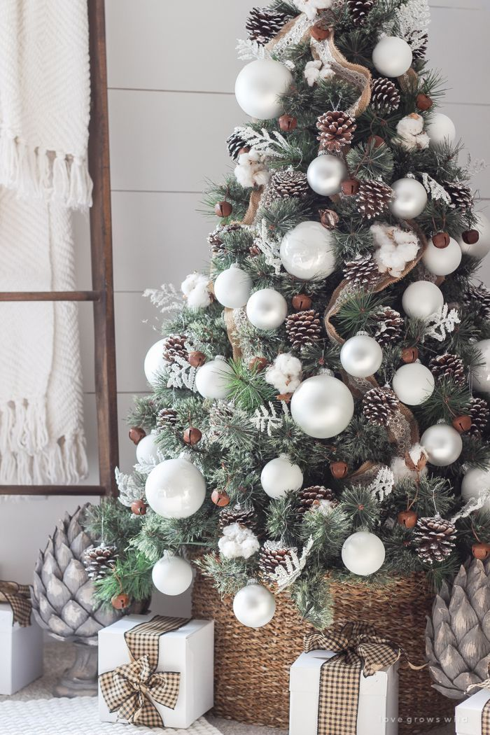 30 Best Christmas Tree Decorations Christmas Tree Decorating Ideas