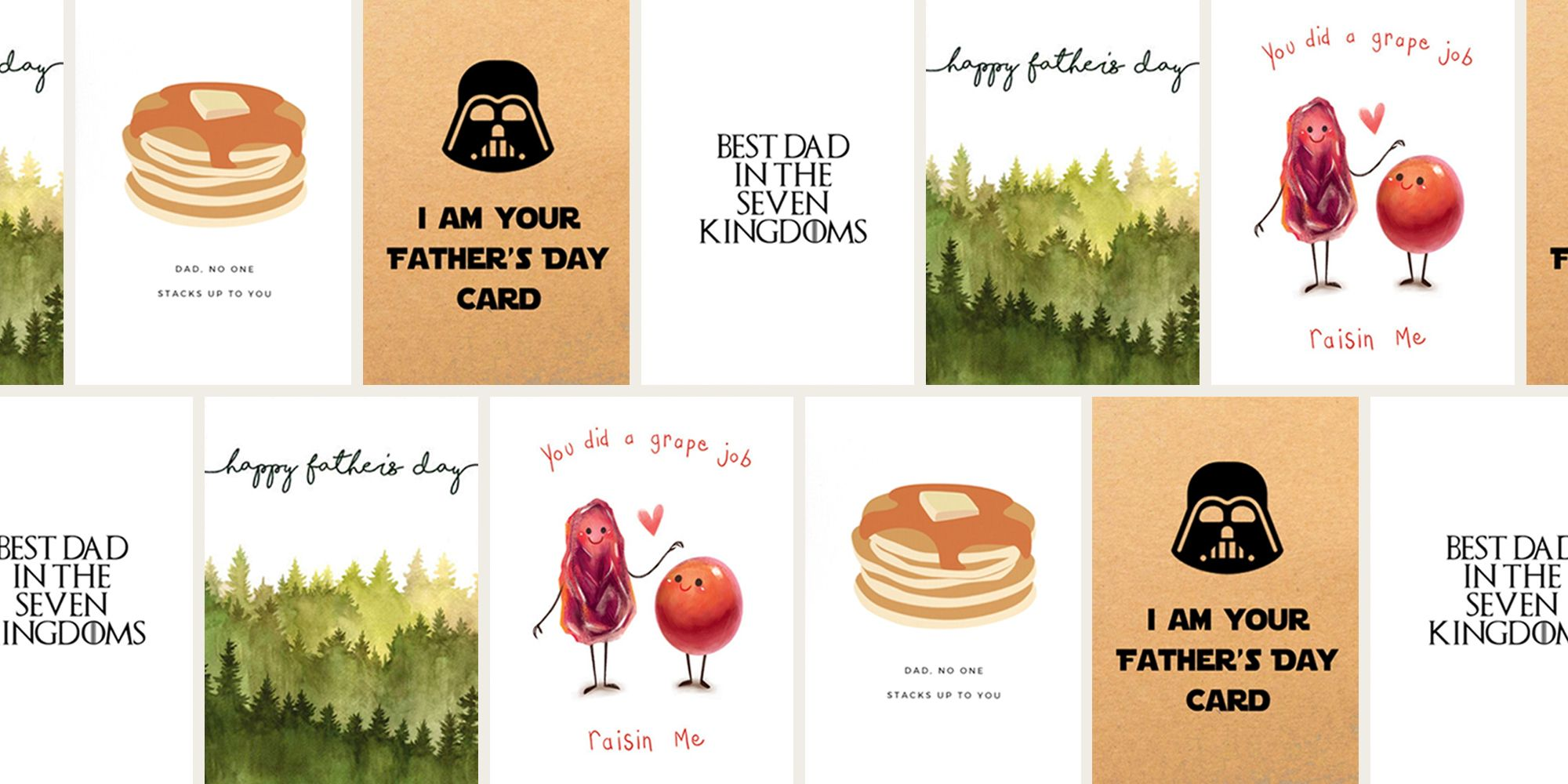 40 Father S Day Card Ideas Easy Homemade Father S Day Cards