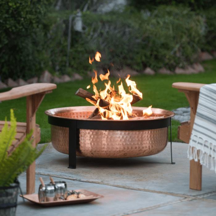 11 Best Backyard Fire Pit Ideas Stylish Outdoor Fire Pit
