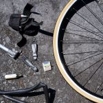 How To Change A Bike Tire How To Fix A Flat Tire On Bike