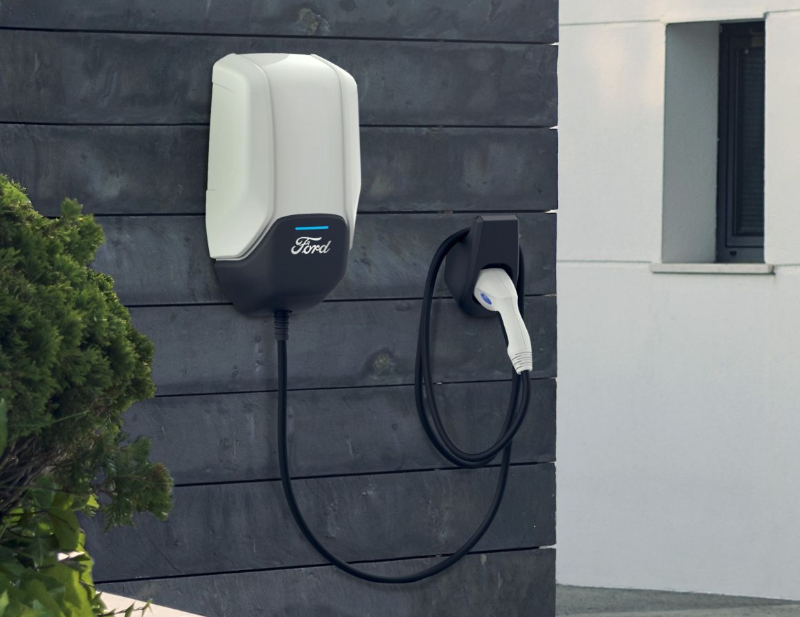 connected charge station wallbox