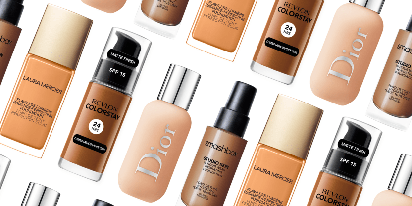 14 Best Foundations for Oily Skin — Good Oily Skin Foundations