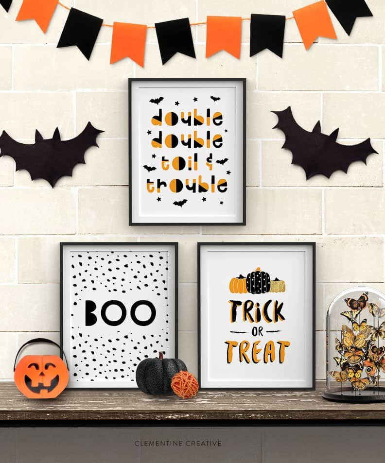 halloween printables for kids and adults