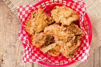 deep fried foods diabetes