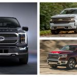 Every 2021 Full Size Pickup Truck Ranked