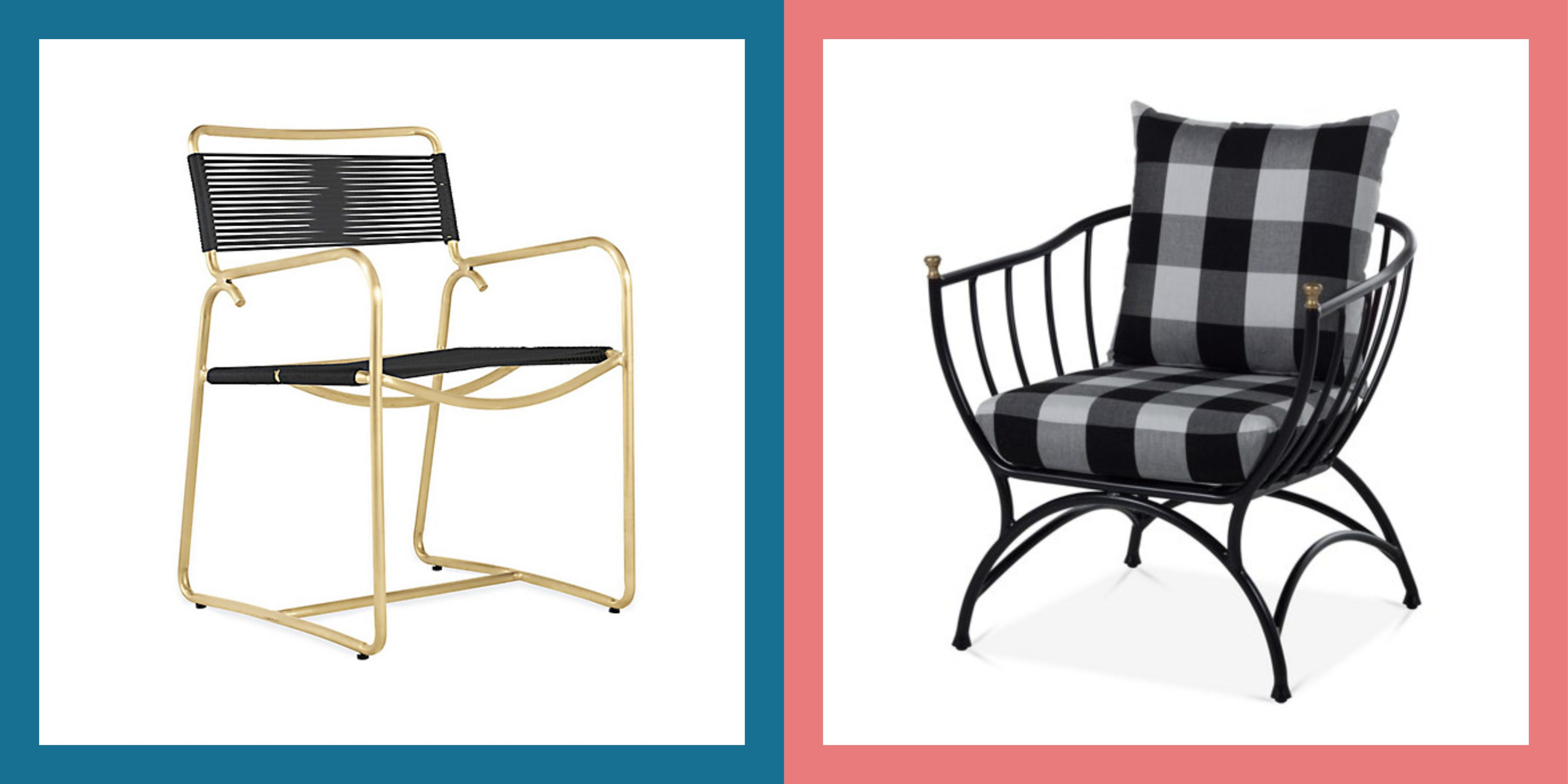 these garden chairs will transform your patio