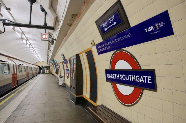 Αποτέλεσμα εικόνας για gareth southgate london metro