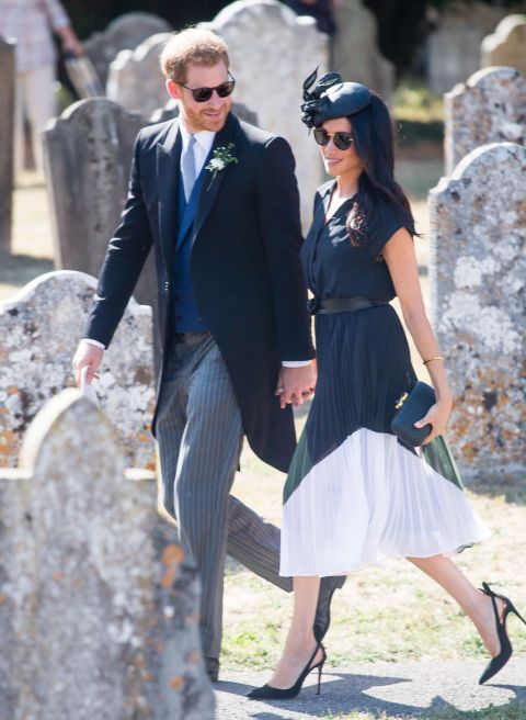 Charlie Van Straubenzee Wedding