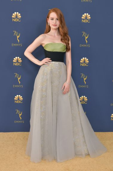 The Emmys 2018 Best Dressed We Can't Stop Staring At