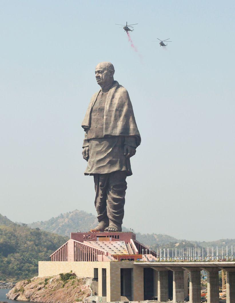 Estatua de Sardar Vallabhbhai Patel