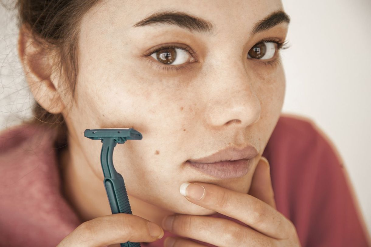 9 Best Facial Hair Removal Ideas for Women - How to Remove Upper Lip, Brow  and Chin Facial Hair