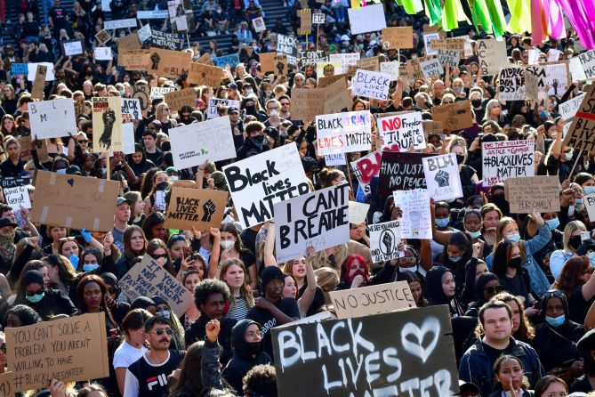 How Black Lives Matter Protests Have Changed The World After ...
