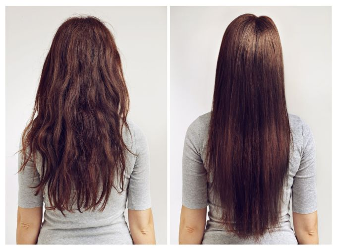 are keratin hair treatments safe - brazilian hair