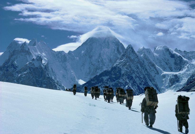 Expedición al K2