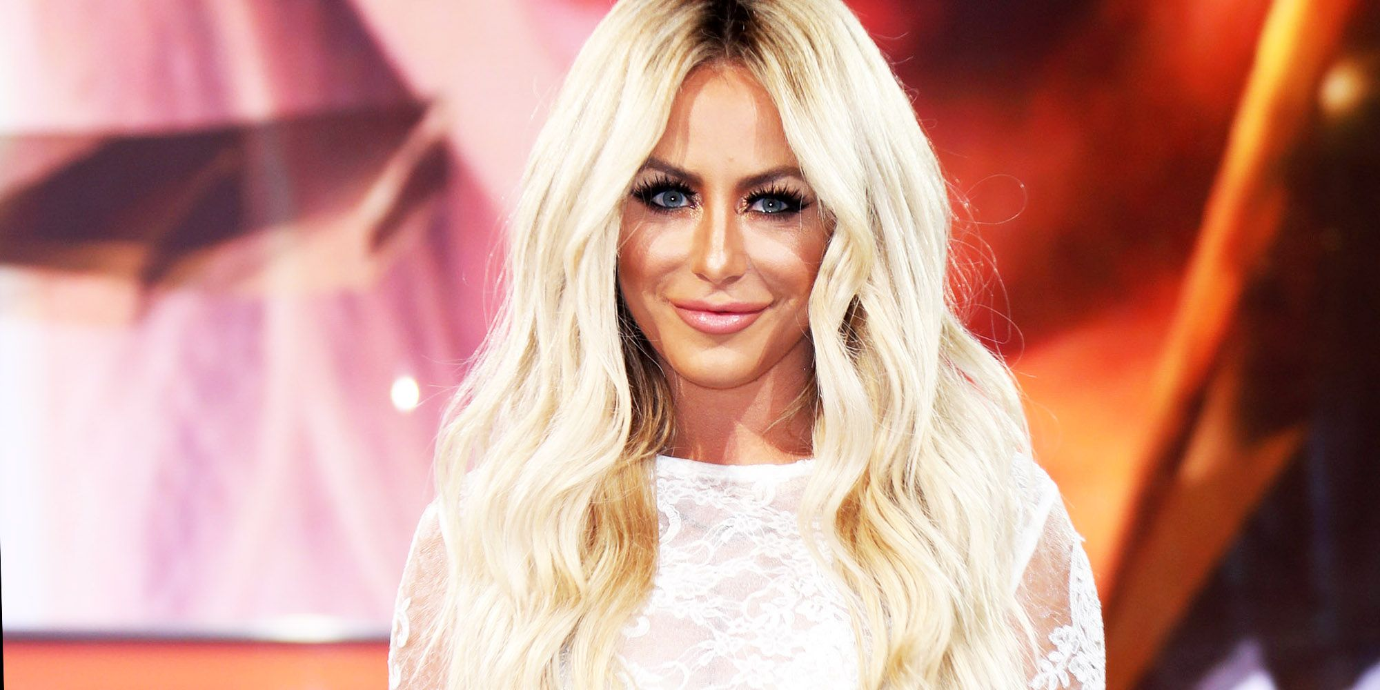 Aubrey O Day Responds to Donald Trump Jr  Scandal by Walking Purple Dog