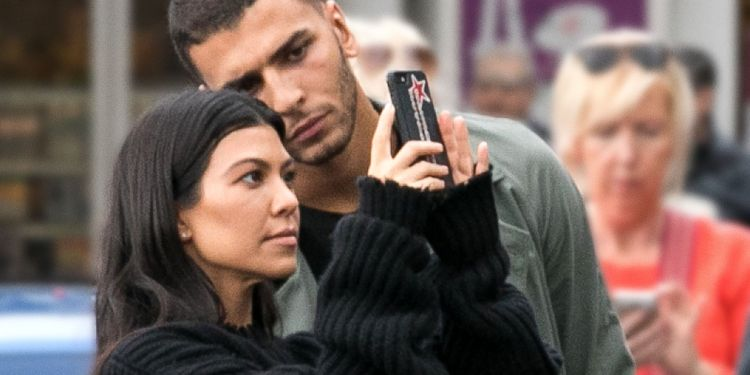 Cipir6: Younes Bendjima Comment Kourtney Instagram