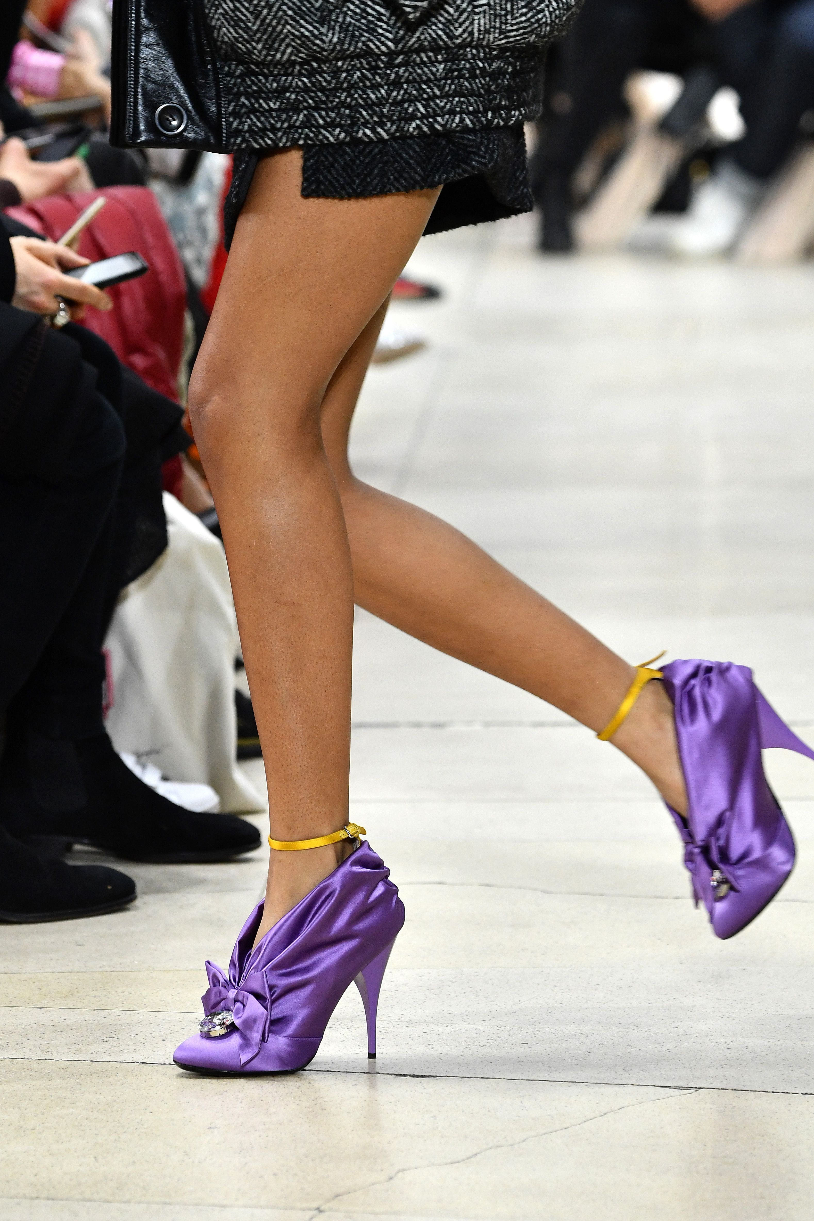 Paris Fashion Week Offers a Sneak Peek of Fall 2018 s It Shoes