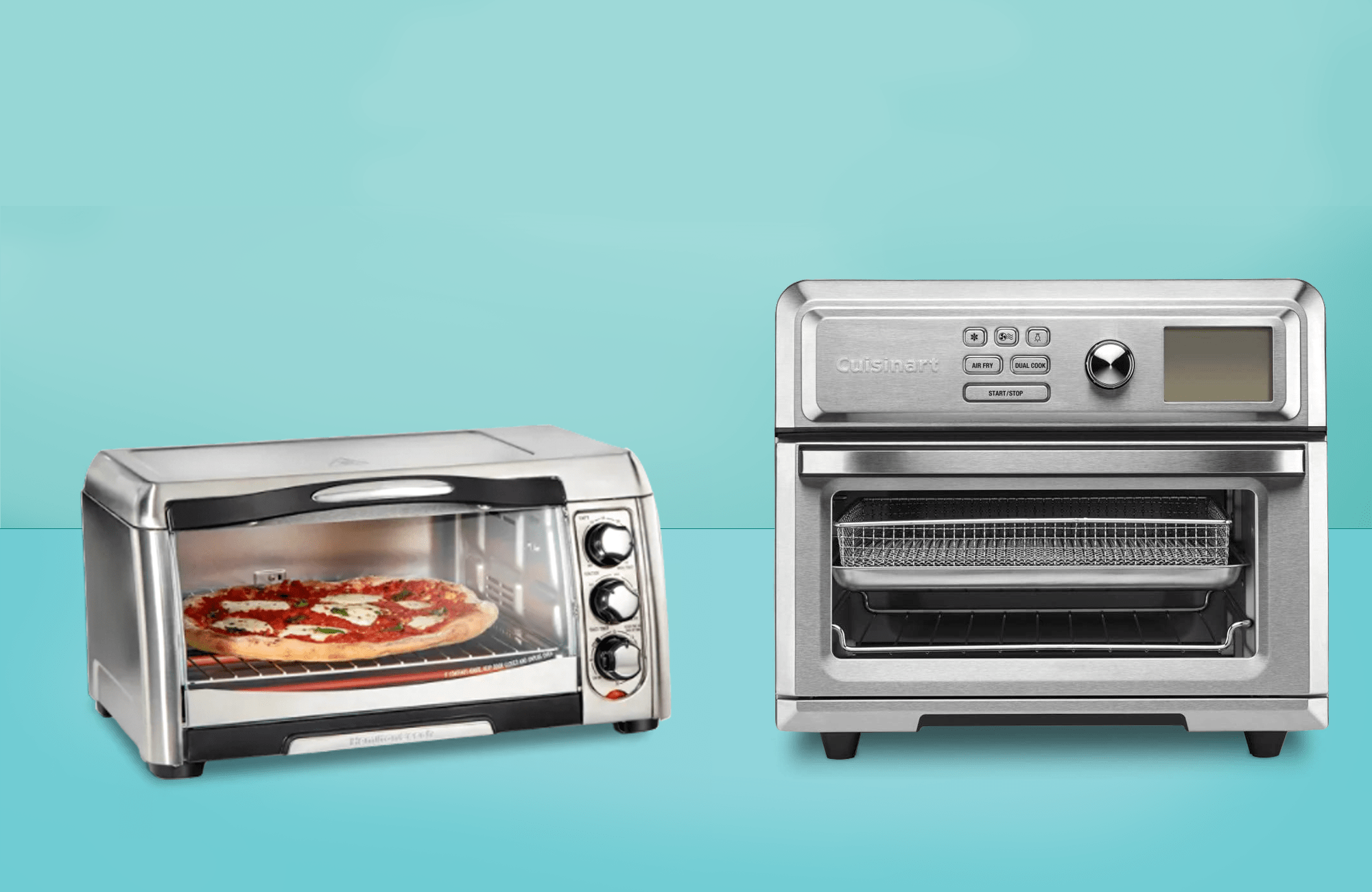 6 best air fryer toaster ovens of 2021