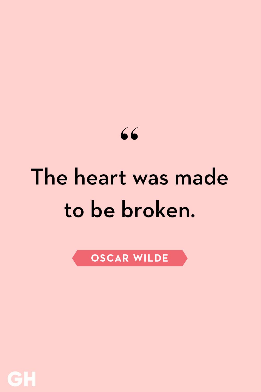 Broken Qoutes Pain Heart Being