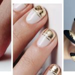 Gold Nails 19 Of The Most Stunning Designs On Instagram