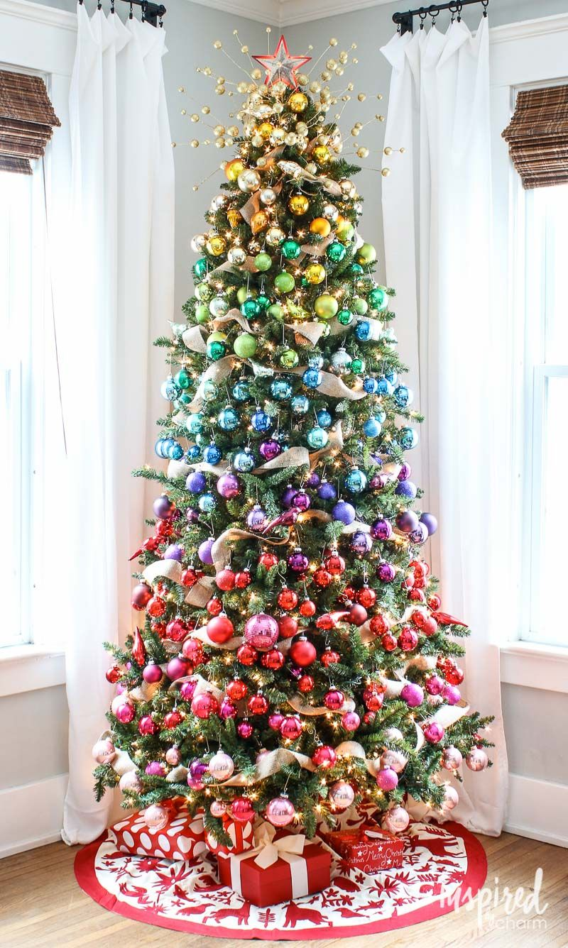 60 Christmas Tree Decoration Ideas Best Christmas Tree Decorations