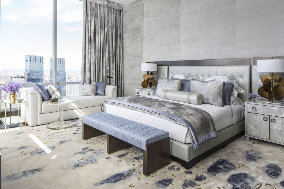 15 creative gray and white bedroom