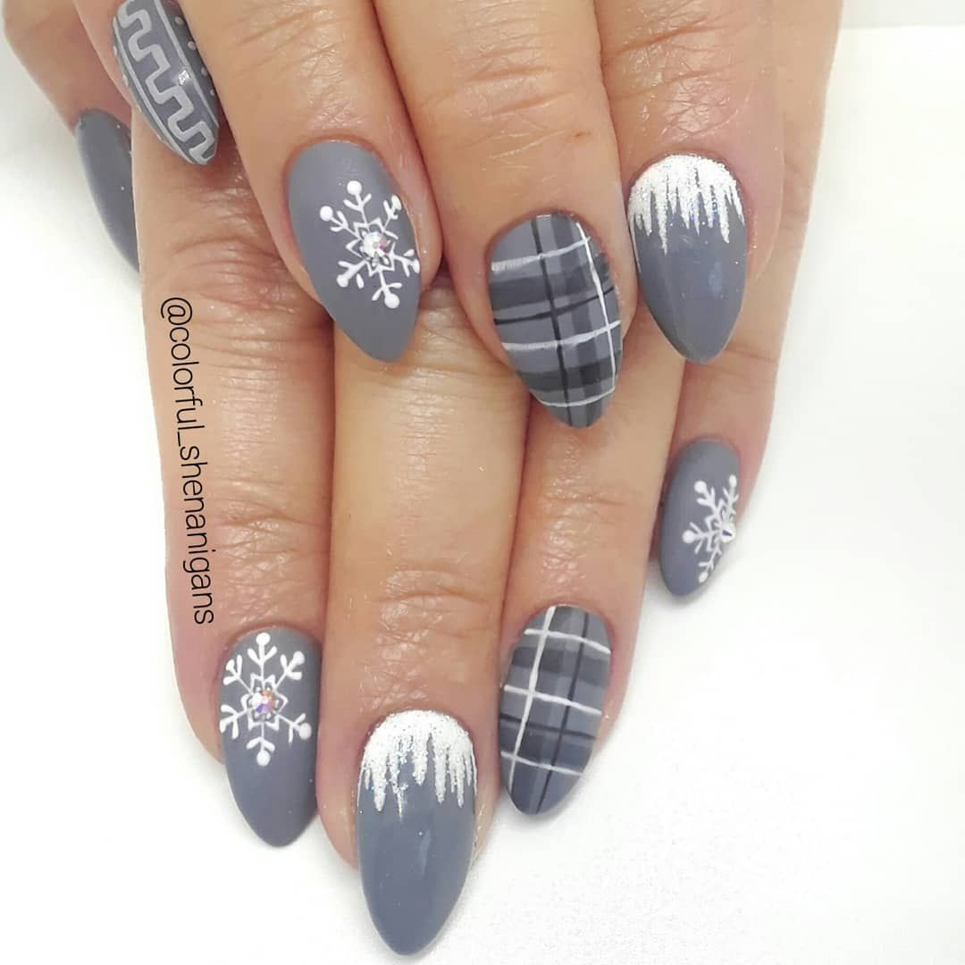 20 Best Winter Nail Designs Best Winter Nail Ideas 2020