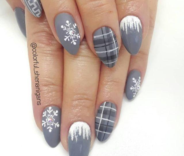 Best Winter Nail Designs Best Winter Nail Ideas