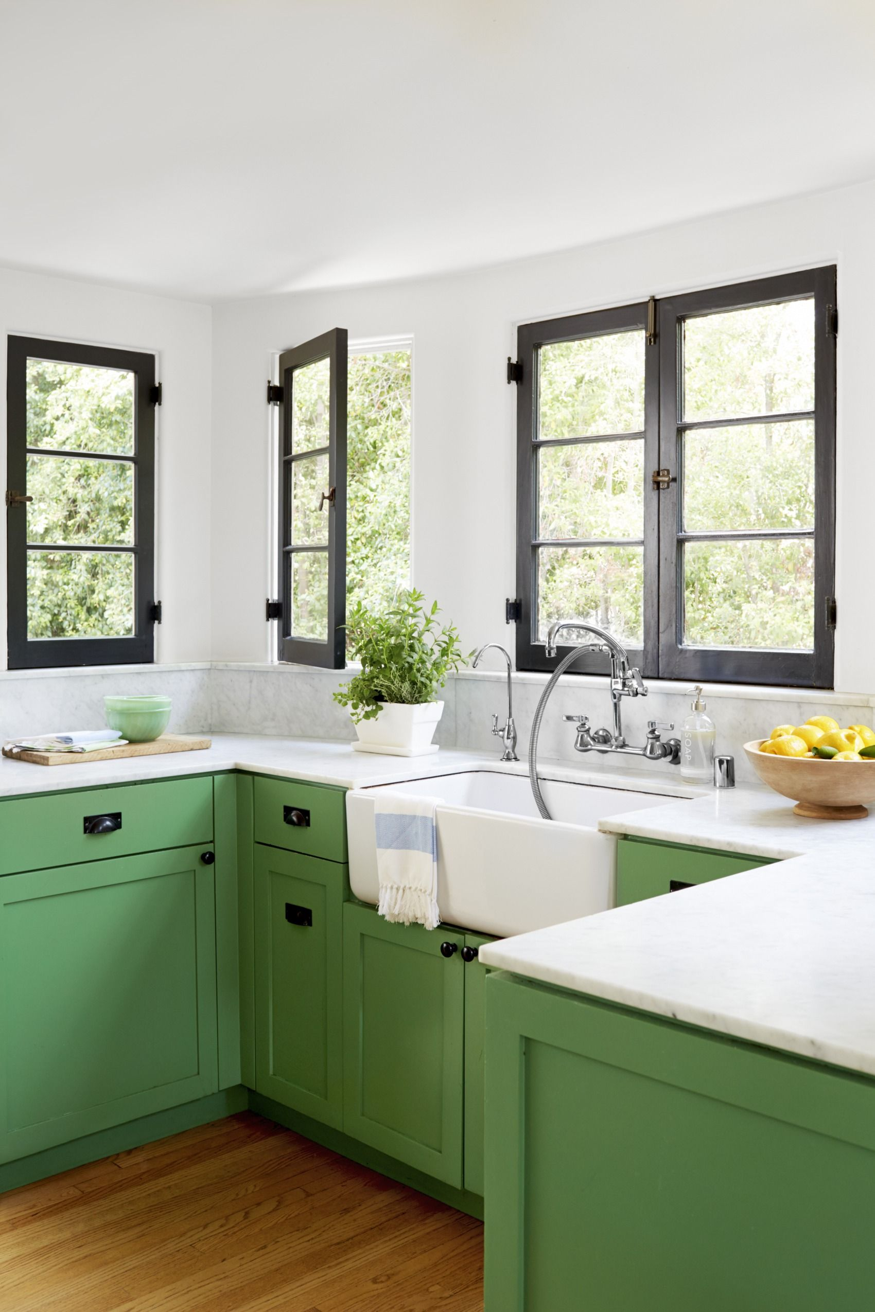 New Color Trends Kitchen