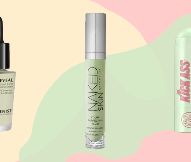 The Best Green Concealers And How To Use Them