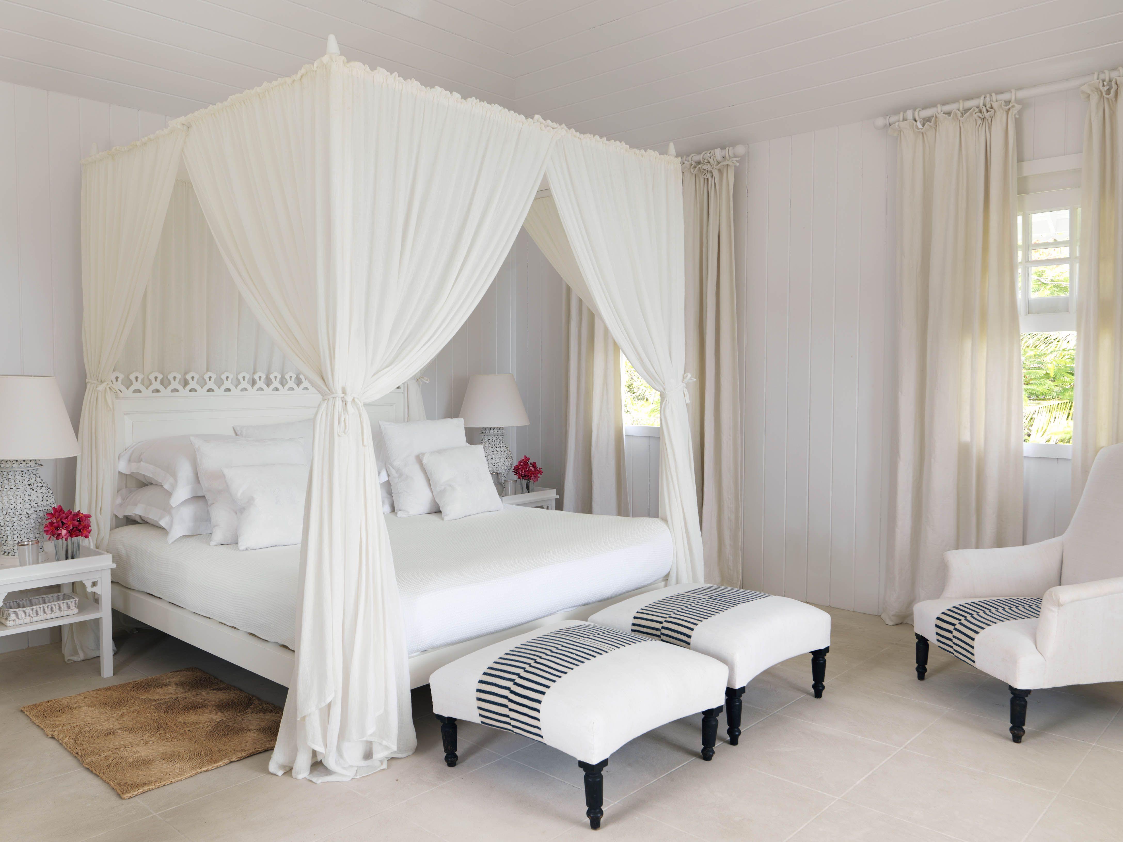 25 white bedroom ideas luxury white