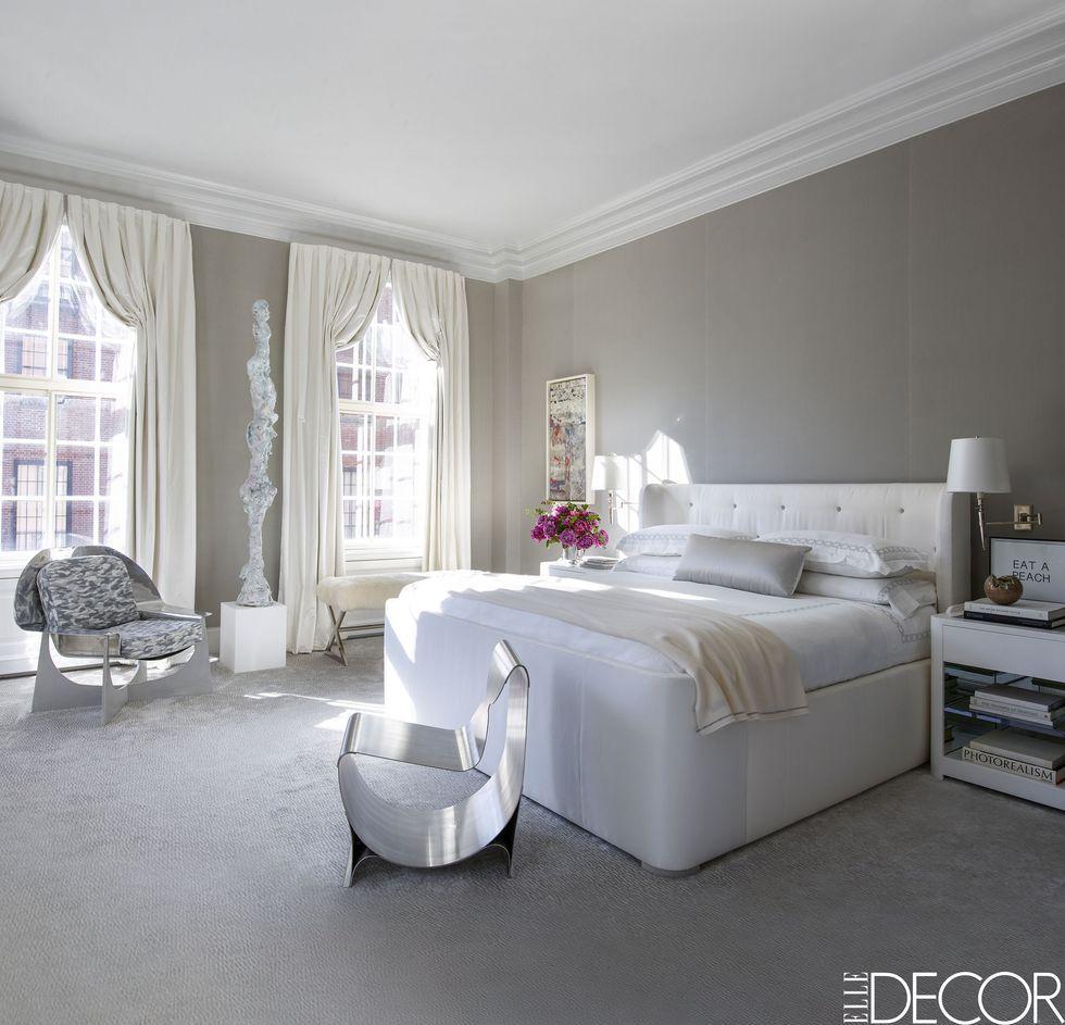 20 Stylish Gray Bedrooms Ideas For Gray Walls