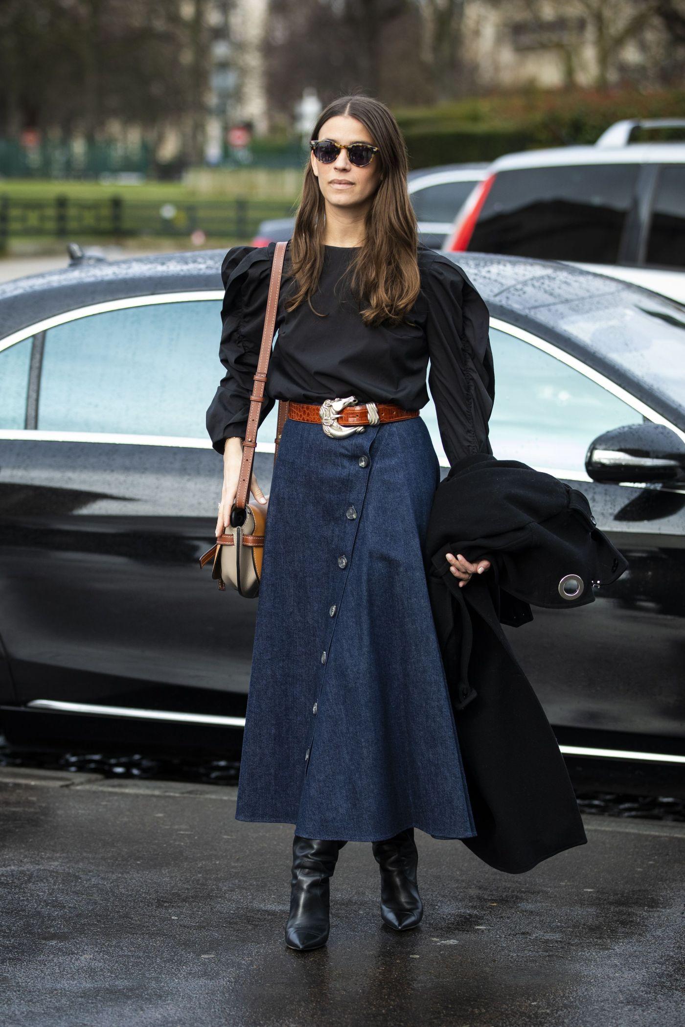 street style paris fashion week womenswear fallwinter 20192020 day six
