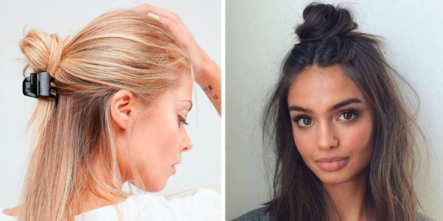 hairstyles for greasy hair: 12 ways to disguise oily roots
