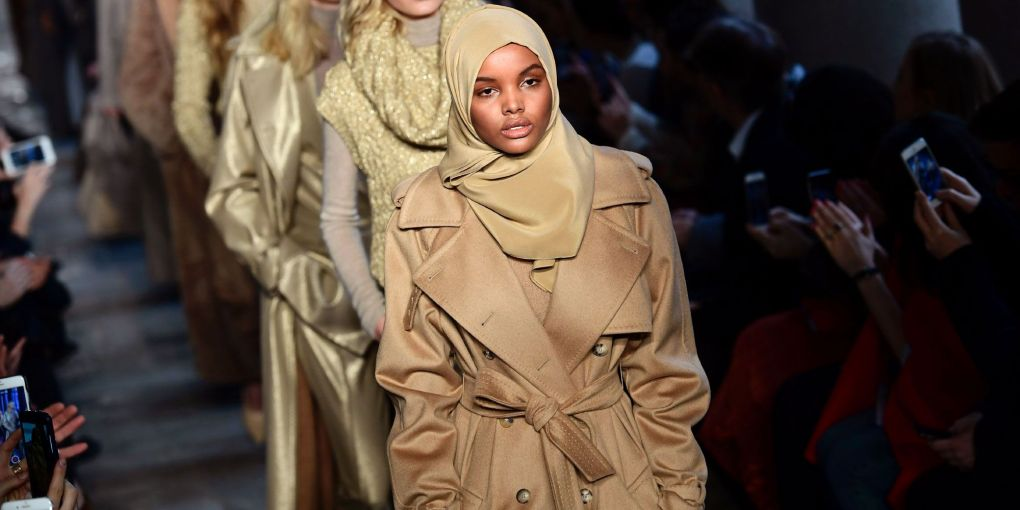 Image result for halima aden