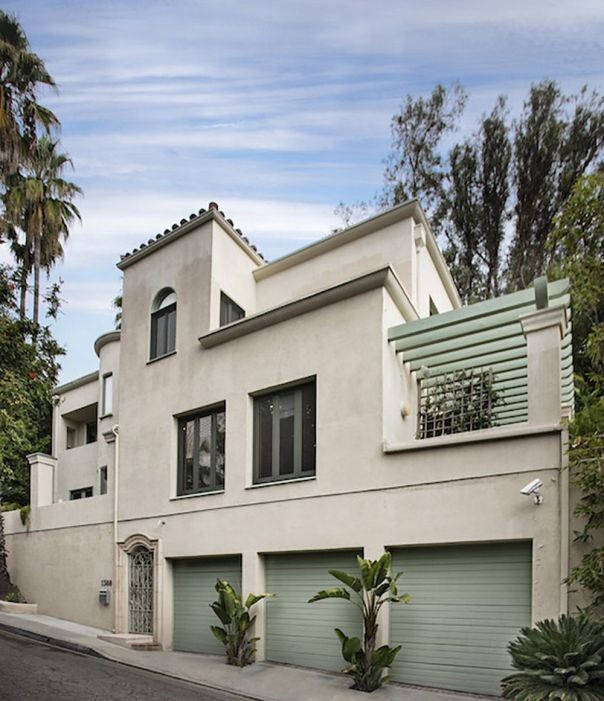 halle berry hollywood home