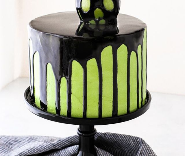 Halloween Cakes Apple