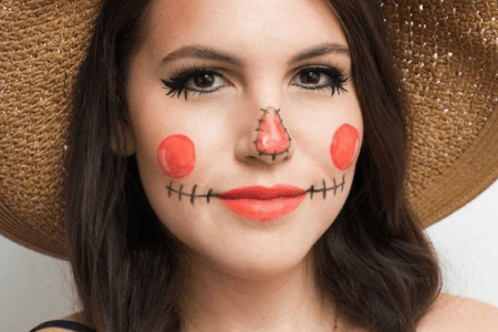 witch makeup look for halloween how to create a punk rock witch makeup look for halloween halloween ideas wonderhowto easy witch makeup for halloween