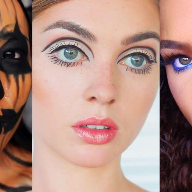 39 Easy Halloween Makeup Ideas Simple