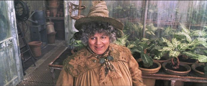Harry potter professor sprout miriam margoyles