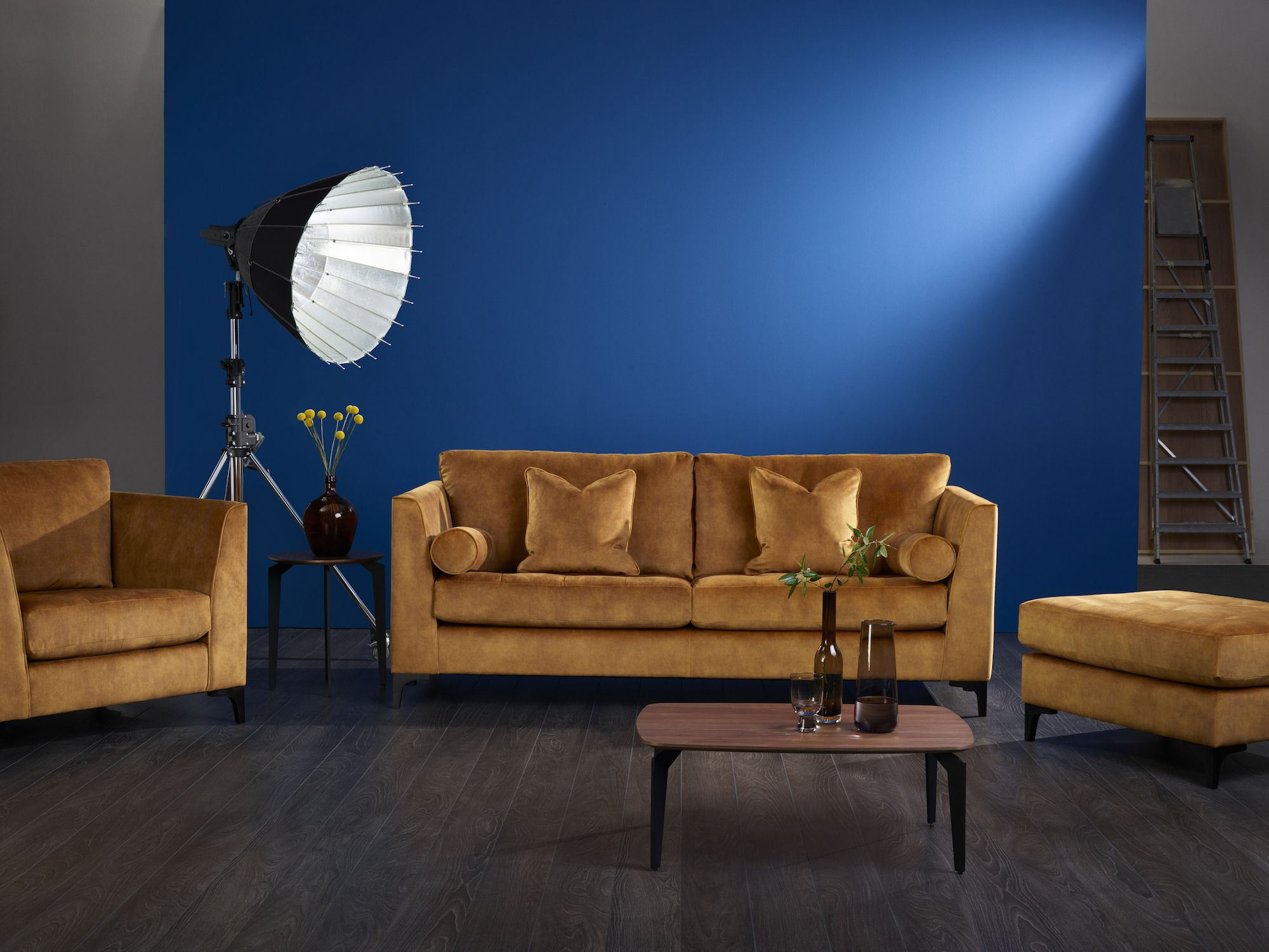 Louise Redknapp Launches BOLD By Louise Sofa Collection With Harveys Furniture